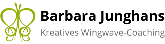 Logo Barbara Junghans | Kreatives Wingwave Coaching