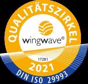 Wingwave Zertifikat 2021